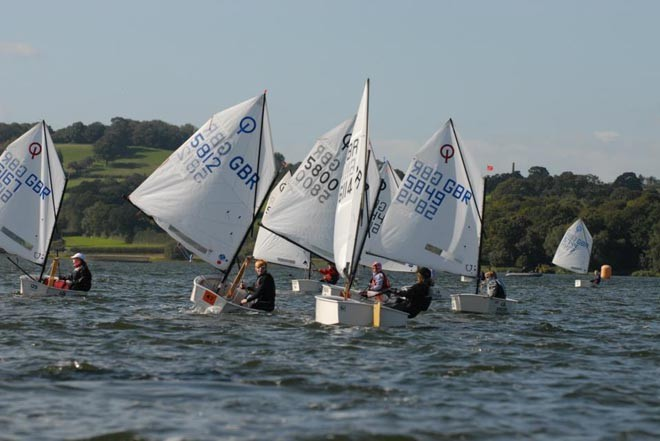 2012 RYA Volvo Zone and Home Country Championships ©  Paul Wyeth / RYA http://www.rya.org.uk