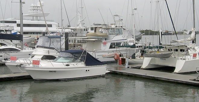 No matter whether it is a Catamaran, Cruiser, Sportsfisherman or Sportboat, Marine Auctions has them all, as the auctions roll through the year. © Marine Auctions