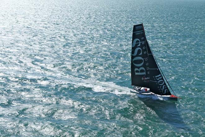 Alex Thomson, Hugo Boss - 2012 Vendee Globe © Alex Thomson http://www.alexthomsonracing.com