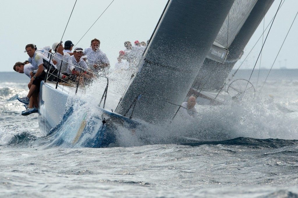 Quantum Racing will compete again at 52 Super Series 2013 © Xaume Olleros / 52 Super Series