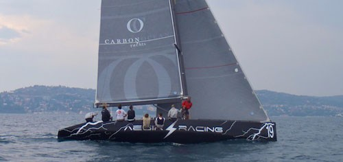 Aegir Racing © RC44 Class Association http://www.rc44.com