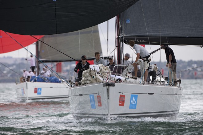 Ikon is iconic. Say no more. - Festival of Sails ©  Andrea Francolini Photography http://www.afrancolini.com/