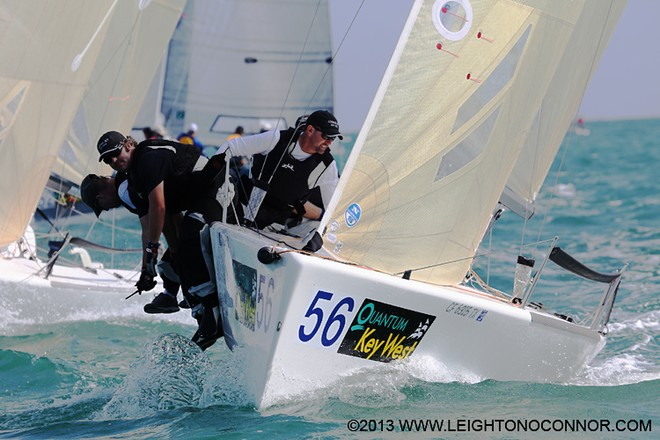 Key West Race Week 2013 © Leighton O'Connor http://www.leightonphoto.com/