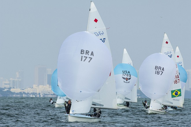 ISAF Sailing World Cup Miami 2013 © ISAF