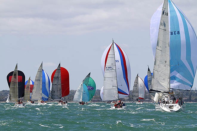 Division 3 head downwind - Club Marine Series 2012/2013, Round 4, Melbourne, Australia © Teri Dodds http://www.teridodds.com