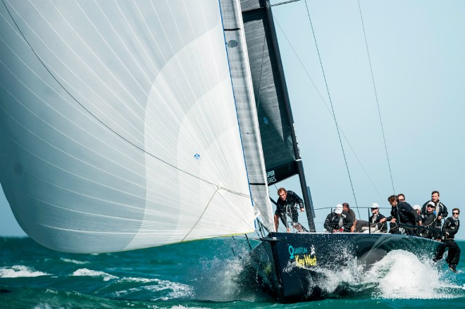 Rán Racing in action during day four at the Quantum Key West Race Week © Xaume Oller/52 Super Series http://www.52superseries.com