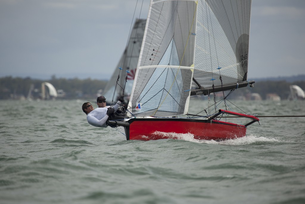 Australian International 14ft Skiff Championships 2012 © Andrew Gough Photography http://www.andresgoughphotography.com