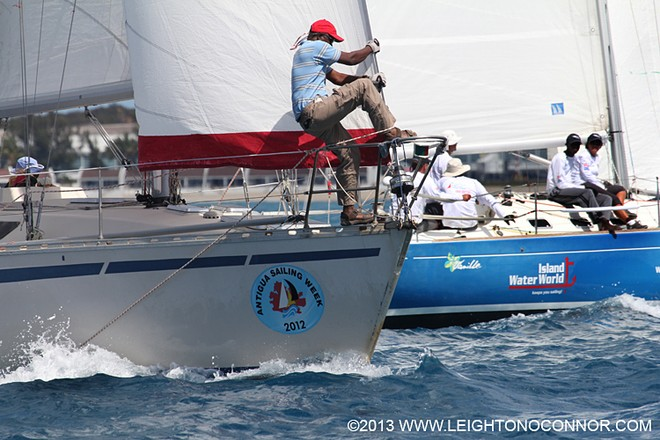 St. Maarten Heineken Regatta 2013 - Day 1 ©  Leighton O'Connor