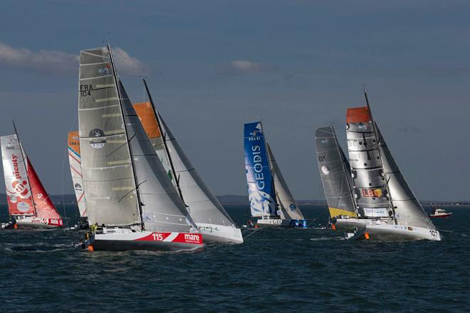 2013 Normandy Channel Race ©  Jean-Marie Liot / NCR http://www.normandy-race.com/