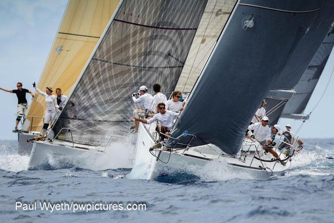 Antigua sailing week  © Paul Wyeth / www.pwpictures.com http://www.pwpictures.com