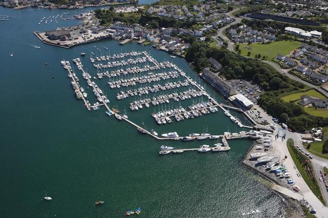 Plymouth Yacht Haven will host the Rolex Fastnet Race Village - Rolex Fastnet 2013 © Royal Ocean Racing Club - RORC http://www.rorc.org