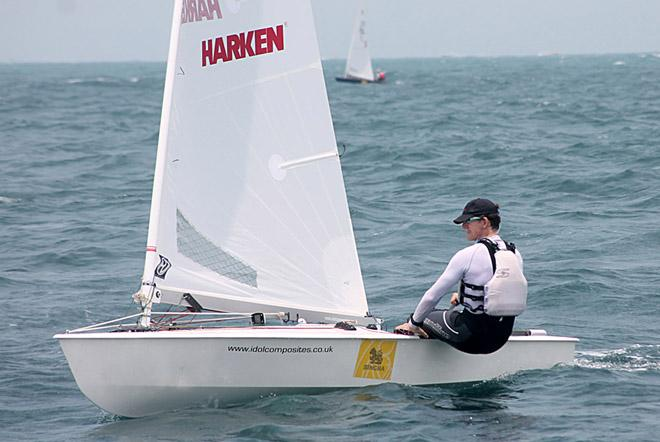 Nick Craig - 2013 Singha OK Dinghy World Championships Day 4 © Mary Reddyhoff