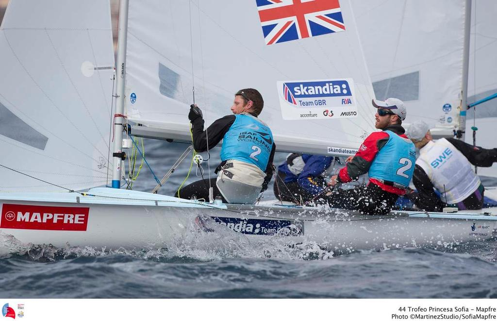 44 TROFEO S.A.R. Princesa Sofia Mapfre - GBR-863; 27; Luke Patience; Joe Glanfield © MartinezStudio.es