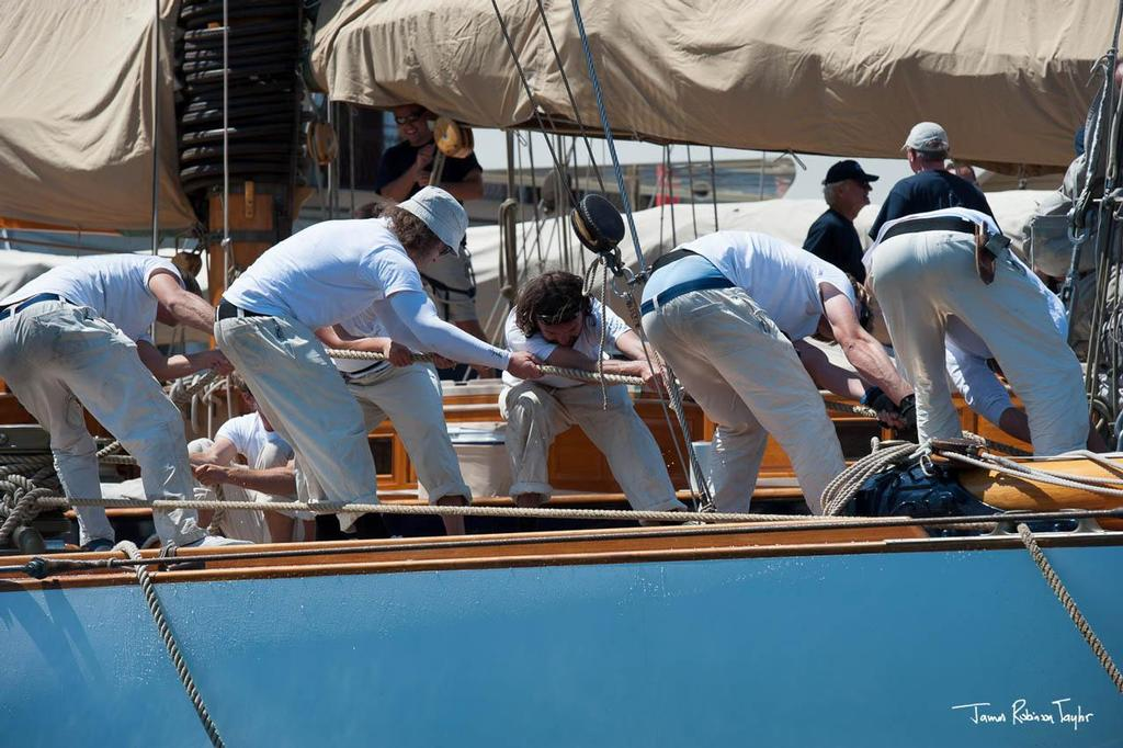 2013 Aregentario Sailing Week - Panerai Classic Yachts Challenge day 2 ©  James Robinson Taylor