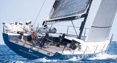 Azzura - 52 Super Series Royal Cup Ibiza 2013 © Xaume Oller/52 Super Series http://www.52superseries.com