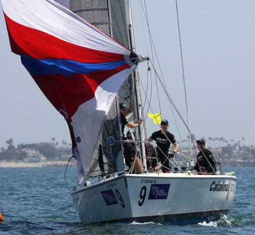 49th Congressional Cup Day 3 © Rich Roberts http://www.UnderTheSunPhotos.com