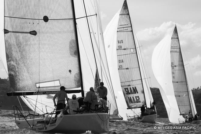 Melges 32 Australian Championship 2013 © Tracey Walters