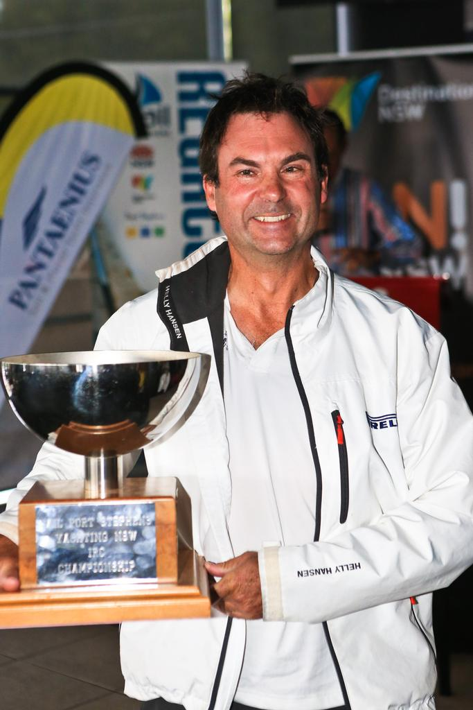 Sam Haynes Celestial NSW IRC division 1 Champion © Craig Greenhill Saltwater Images - SailPortStephens http://www.saltwaterimages.com.au