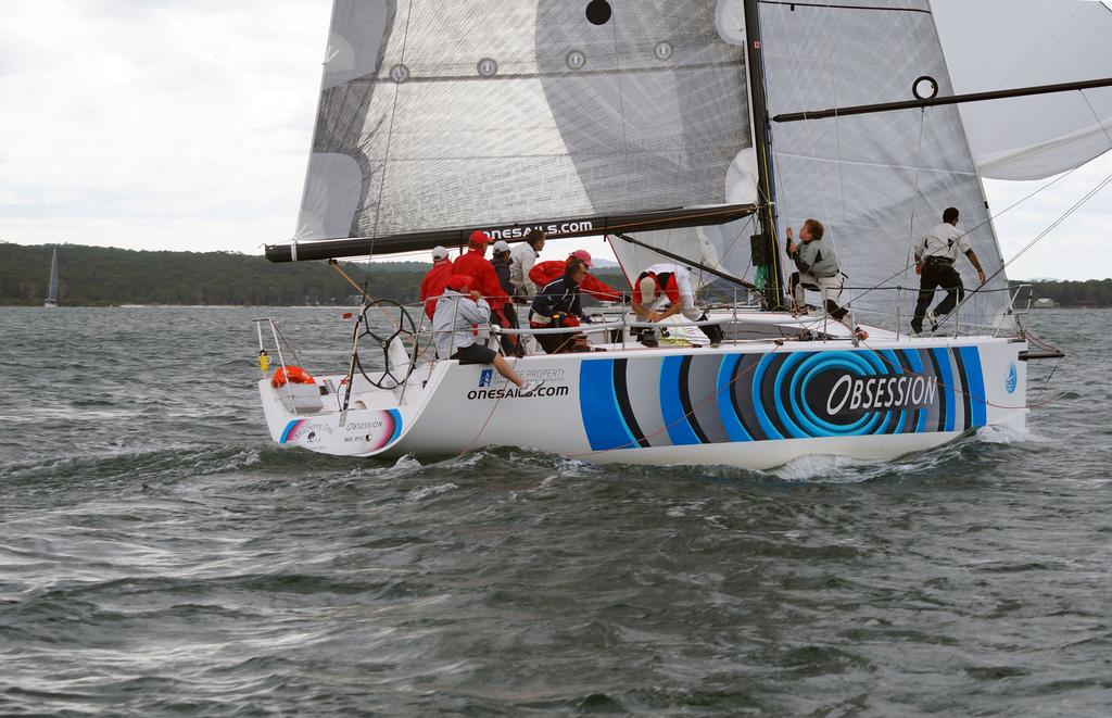 Obsession © Sail Port Stephens Event Media
