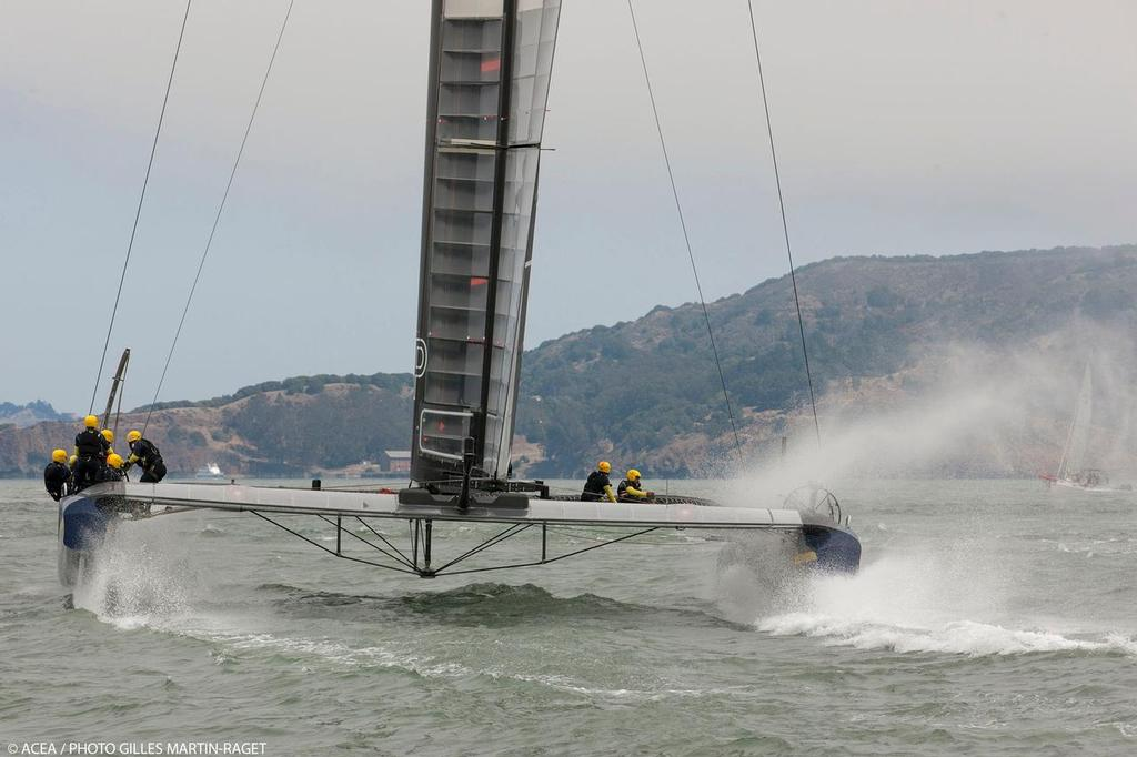 34th America's Cup - Artemis Racing