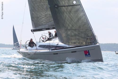 Dehler 38 Competition wins double championship © Thorben Will