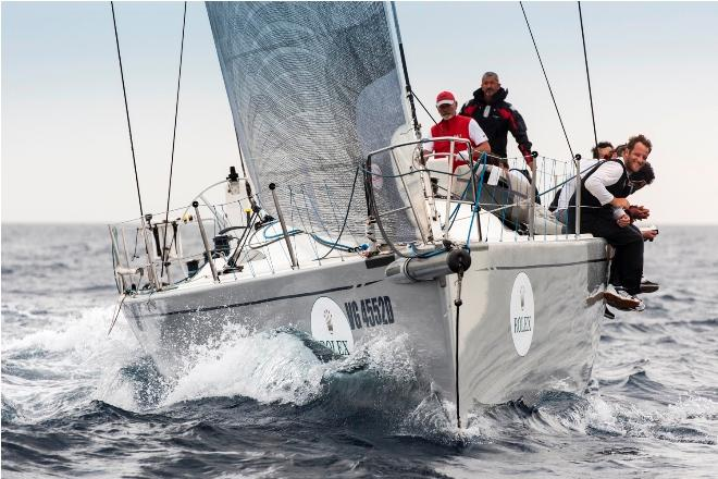 Rolex Middle Sea Race: Welcome