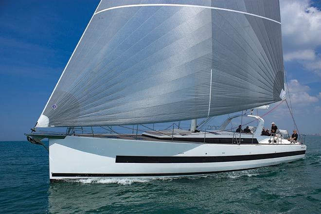 Beneteau's Oceanis Yacht 62 - powerful, sleek, distinctive, attractive and now European Boat of the Year! © Beneteau http://www.beneteau.com/