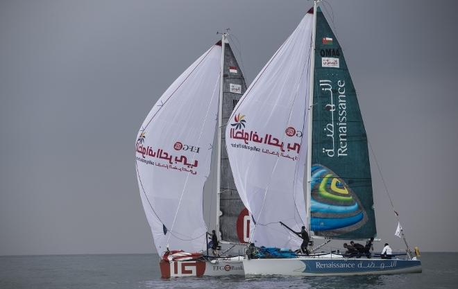 Leg 1 – EFG Sailing Arabia – The Tour © Lloyd Images