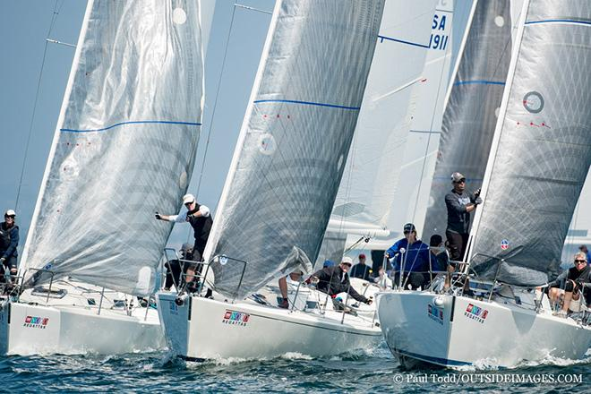 2017 Helly Hansen National Offshore One Design Regatta - Day 2 © Paul Todd/Outside Images http://www.outsideimages.com