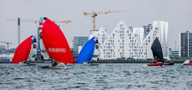 Aarhus Sailing Week is the test event before the Hempel Sailing World Championships Aarhus 2018.6th to the 13th of August 2017 at Egaa Marina in Aarhus.  ©  Jesus Renedo / Sailing Energy http://www.sailingenergy.com/