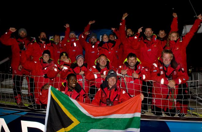 Dare To Lead - 2017-18 Clipper Round the World Yacht Race © Clipper Ventures
