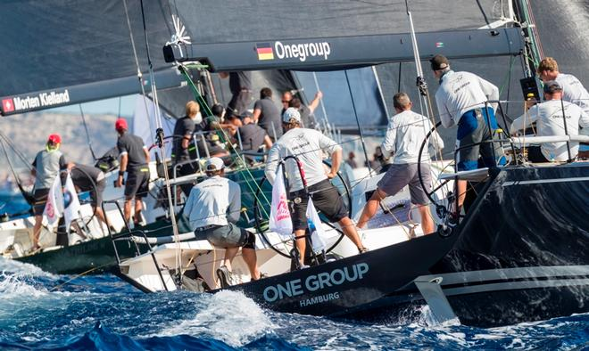 Day 1 – Two races got underway – The Nations Trophy ©  Nautor's Swan / Studio Borlenghi