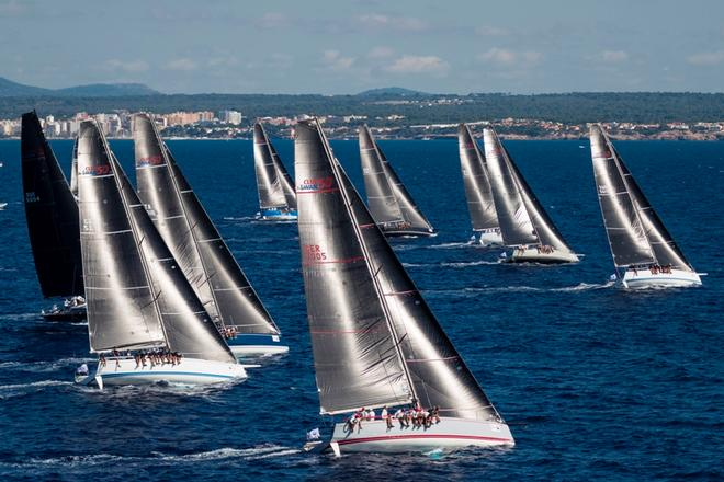 Palma was the capital of Swan One Design racing – The Nations Trophy ©  Studio Borlenghi