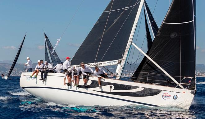 Porrón IX is the new Swan 45 World Champion – The Nations Trophy ©  Studio Borlenghi