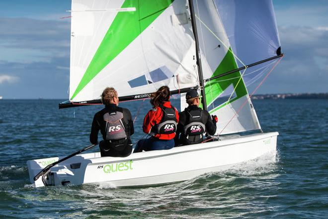 RS Quest © RS Sailing http://www.rssailing.com