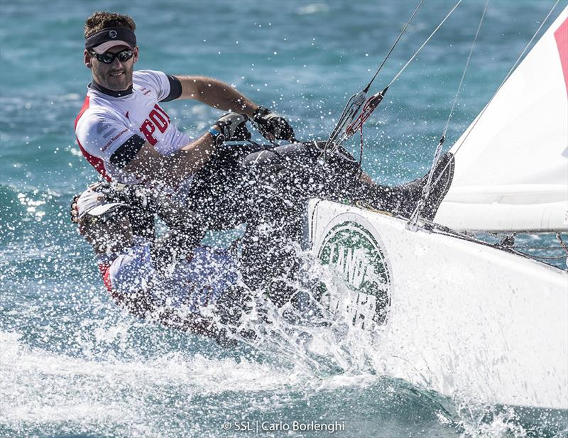 2017 Star Sailors League Finals - Day 1 - photo © Carlo Borlenghi