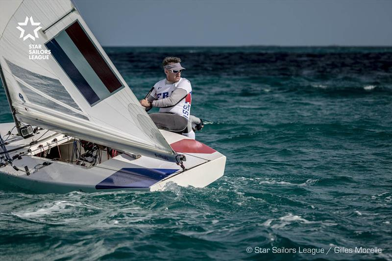 Xavier Rohart / Pierre-Alexis Ponsot - 2017 Star Sailors League Finals - Day 1 - photo © Gilles Morelle