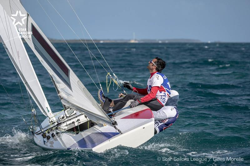 2017 Star Sailors League Finals - Day 1 - photo © Gilles Morelle