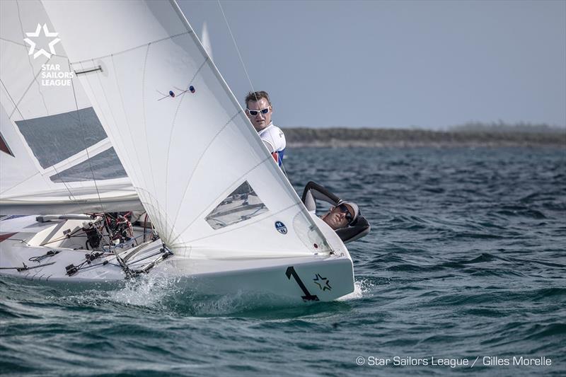 2017 Star Sailors League Finals - Final day - photo © Gilles Morelle