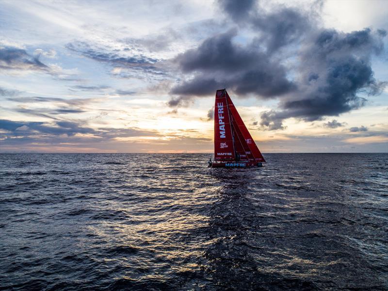 Leg 4, Melbourne to Hong Kong, day 12 on board MAPFRE. - photo © Ugo Fonolla / Volvo Ocean Race