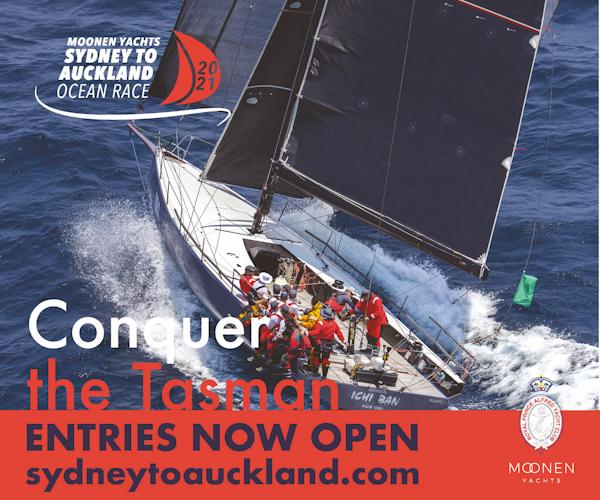 Sydney to Auckland 2021 - MPU