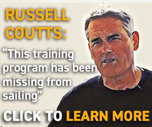La strada per l'oro - Russell Coutts MPU