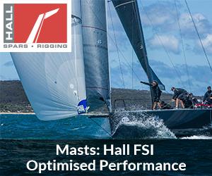 Hall Spars - 250 Mast