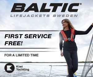 Kiwi Yachting Baltic - NZ Only - 300