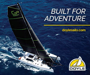 Doyle Sails 2020 - Built for Adventure 300x250