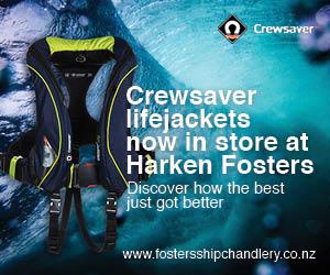 Harken Fosters Crew Saver 300x250