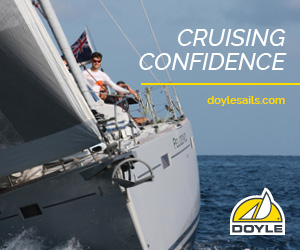 Doyle Sails 2020 - Cruising Confidence 300x250