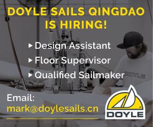 Doyle Sails Qingdao - 300x250