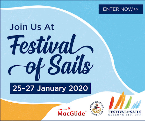 Festival of Sails 2020 - December MPU