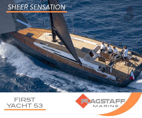 Flagstaff 2020 - First Yacht 53 - MPU